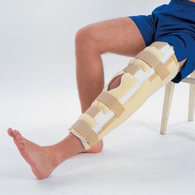 Частичный разрыв задней крестообразной связки коленного сустава